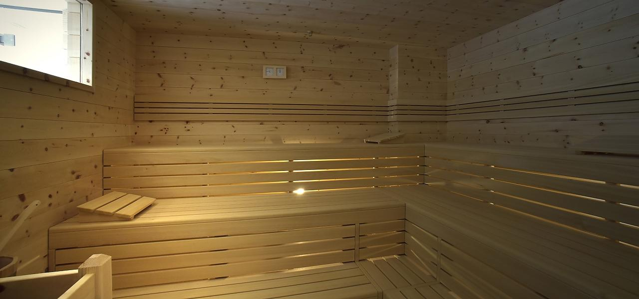 Our Finnish Sauna